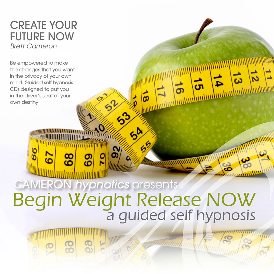 Begin Weight Release Now - A Guided Self Hypnosis - Cameron Hypnotics, Newcastle