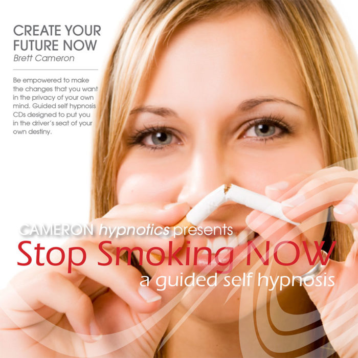 Stop Smoking Now - A Guided Self Hypnosis - Cameron Hypnotics, Newcastle
