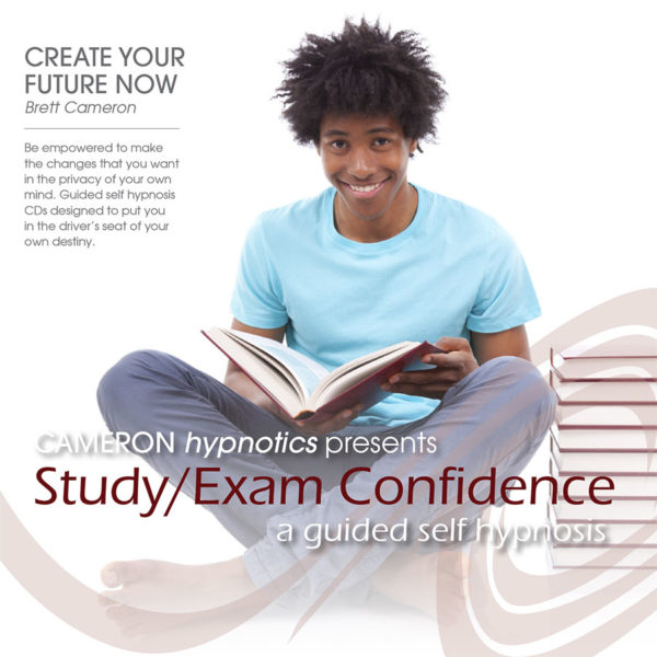 Study Exam Confidence - A Guided Self Hypnosis - Cameron Hypnotics, Newcastle