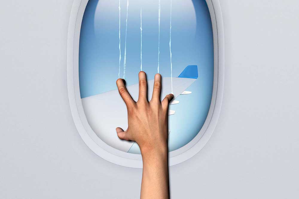 Cameron Hypnotics, Newcastle Hypnotherapy, overcome fear of flying