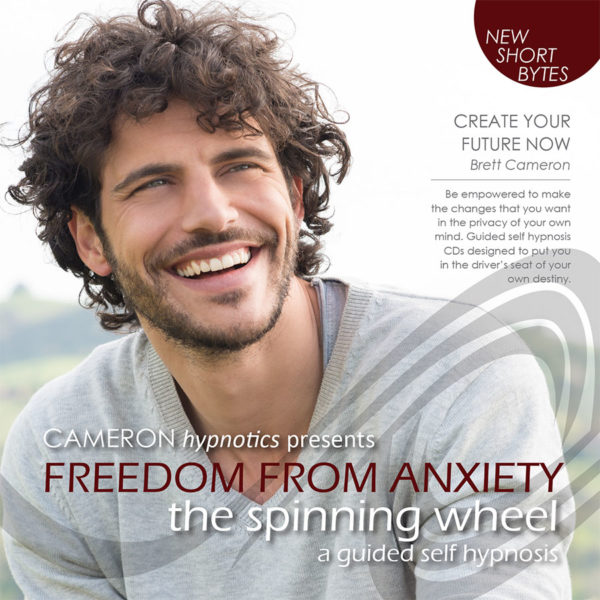 Freedo from Anxiety, A Guided Self Hypnosis, Cameron Hypnotics