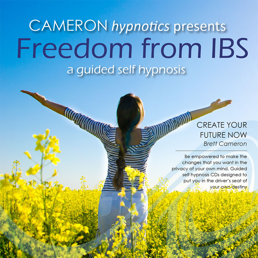 Freedom from IBS - A Guided Self Hypnosis - Cameron Hypnotics, Newcastle
