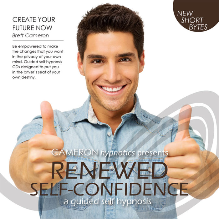 Renewed Self Confidence - A Guided Self Hypnosis - Cameron Hypnotics, Newcastle