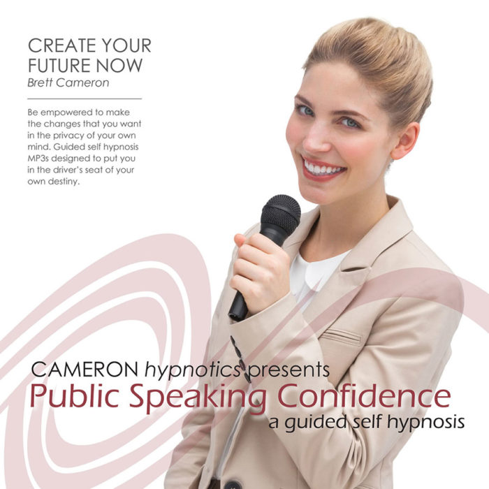 Public Speaking Confidence - A Guided Self Hypnosis, Cameron Hypnotics