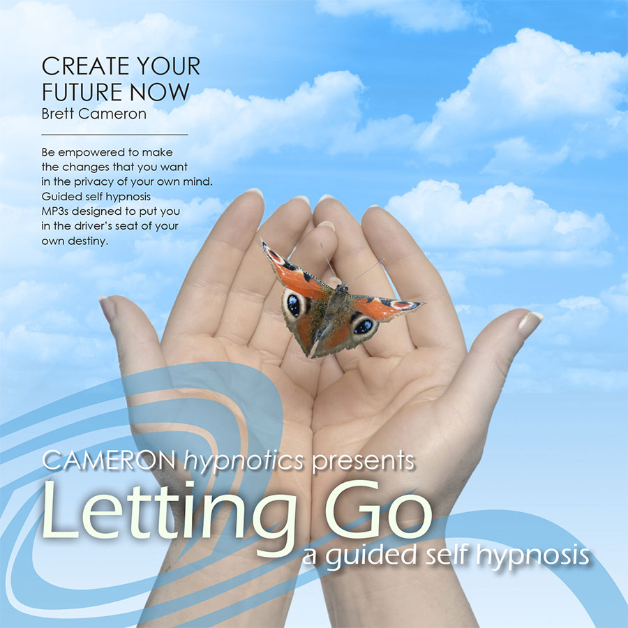 Letting Go - A Guided Self Hypnosis - Cameron Hypnotics, Newcastle