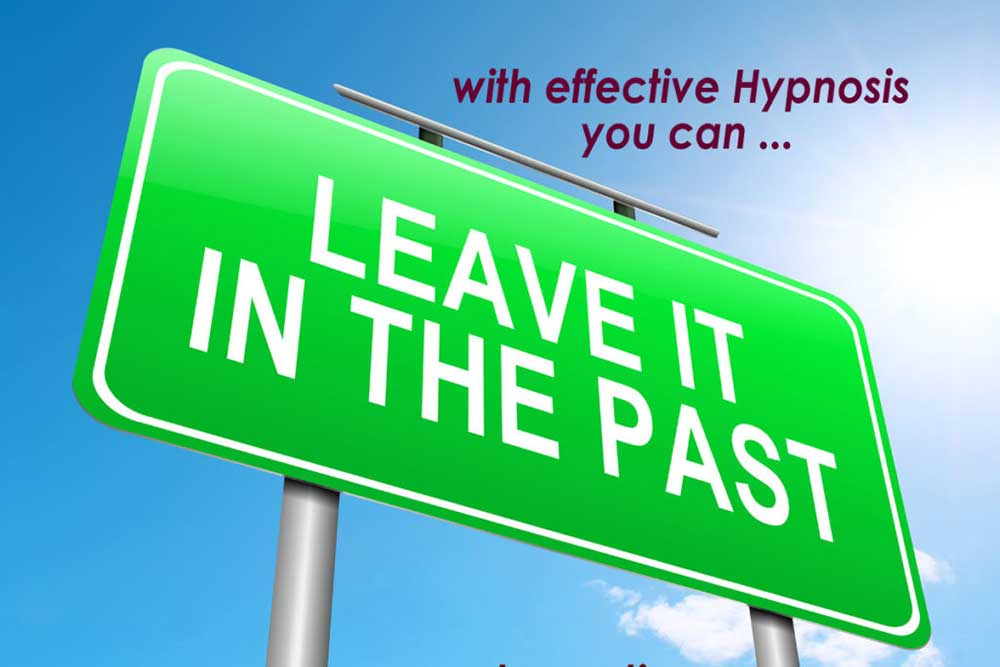 Cameron Hypnotics, Newcastle Hypnotherapy, Leave it in the past