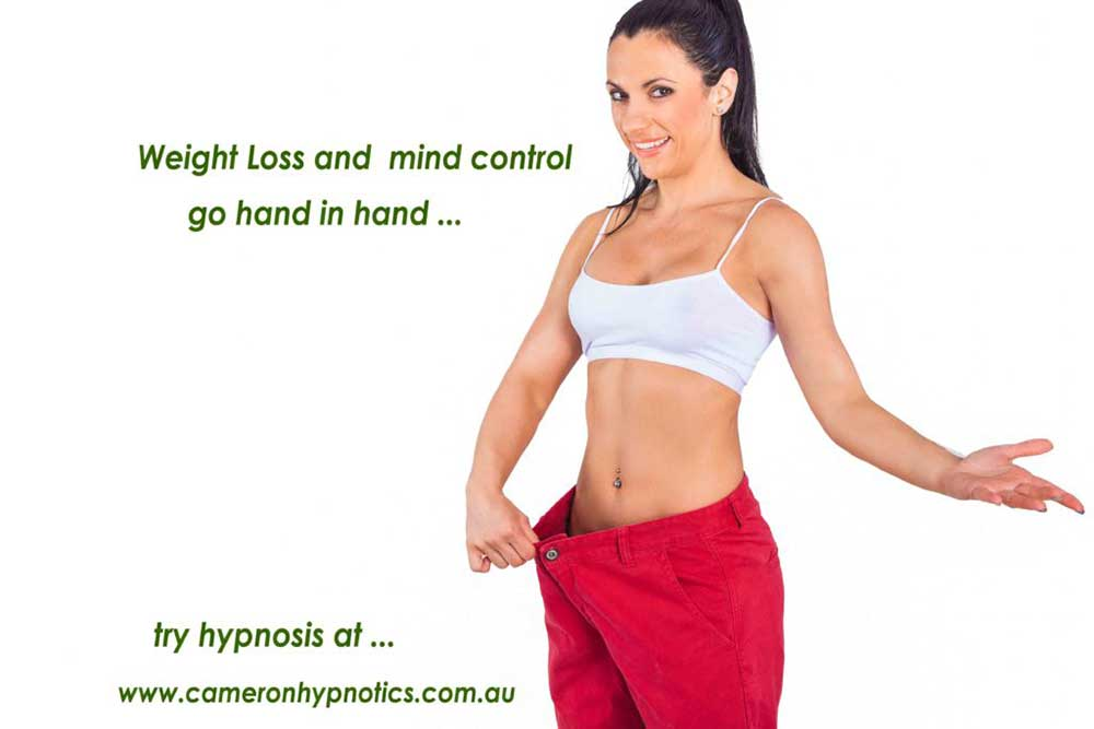 Cameron Hypnotics, Newcastle Hypnotherapy, The easiest way to lose weight