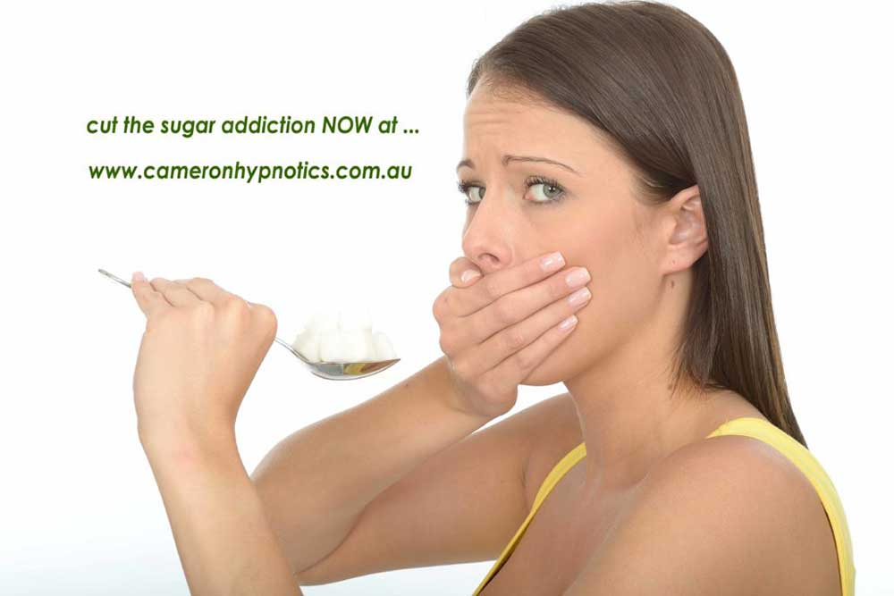 Cameron Hypnotics, Newcastle Hypnotherapy, Cut the sugar addiction